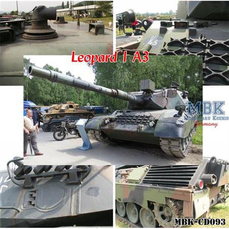 "Referenz-Foto CD ""Leopard 1 A3"""