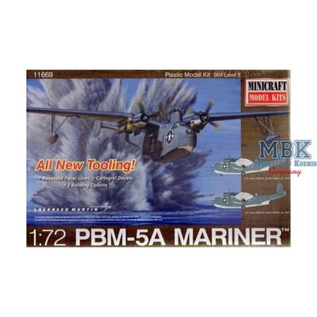 Martin PBM-5A Mariner flying boat
