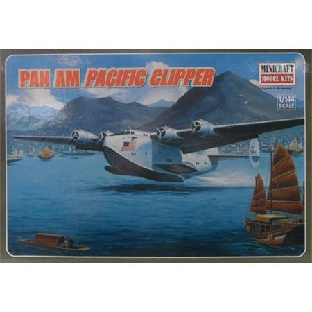 Pan Am Pacific Clipper 1:144