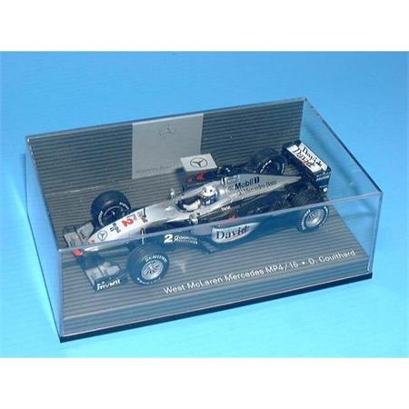 "McLaren-Mercedes MP4-15 ""D. Couldhard"" 1:43"