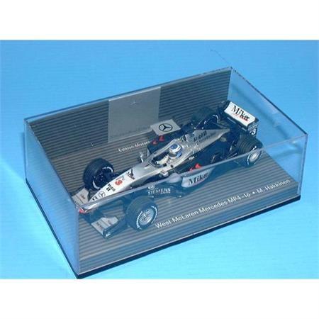 """McLaren-Mercedes MP4-16 """"Mika Häkkinen"""" 1:43"""