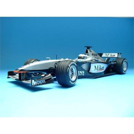 """McLaren-Mercedes MP4-16 """"Mika Häkkinen"""" 1:18"""