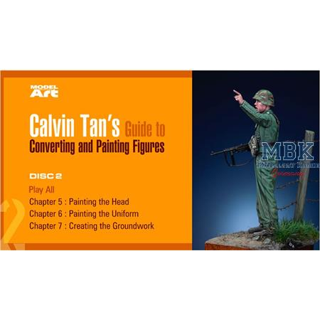 Calvin Tan´s Guide to Converting + Painting Figure