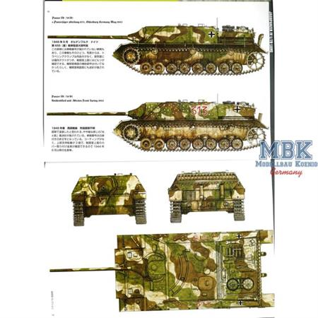 Model Art AFV Profile 1 Jagdpanzer IV/L70 Lang