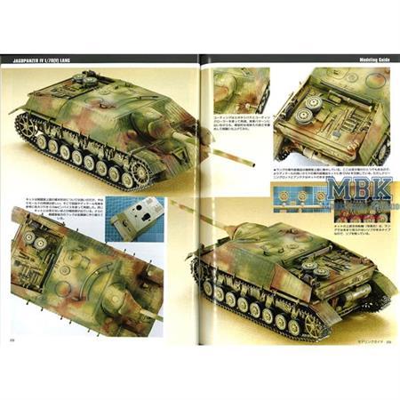 Model Art AFV Profile 1 Jagdpanzer IV/L70 Lang