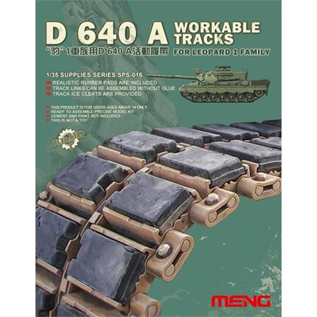 D 640 A Workable Tracks for Leopard 1