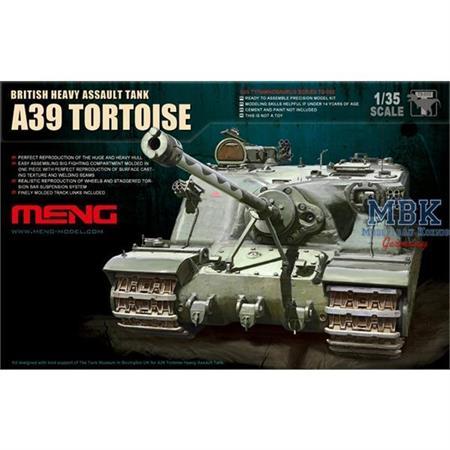 British A39 Tortoise Heavy Assault Tank