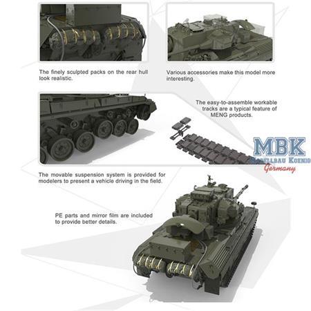 Flakpanzer Gepard A1 / A2