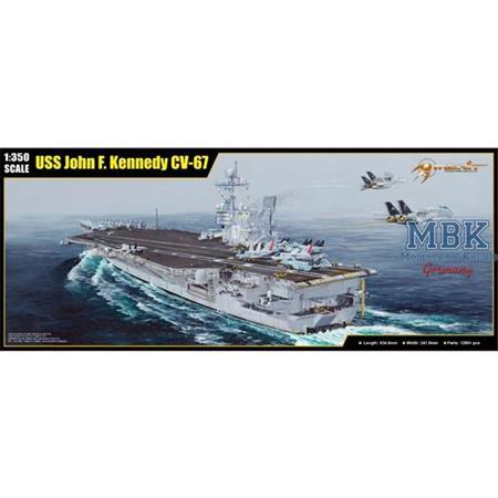 U.S.S. John F. Kennedy CV-67