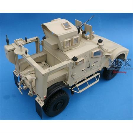 US M-ATV MRAP  Fertigmodell in 1:16