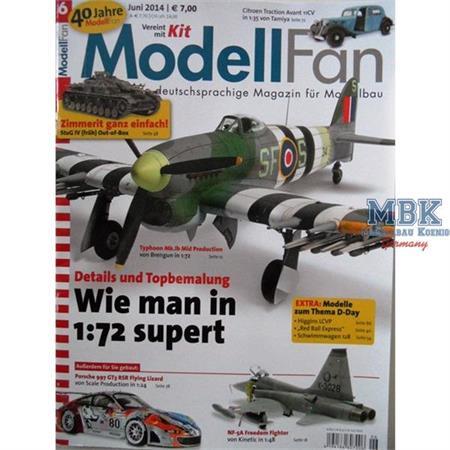 Modell Fan/Kit 06/2014