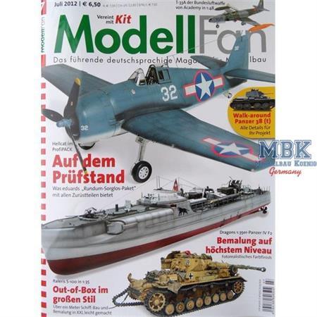 Modell Fan/Kit 07/2012