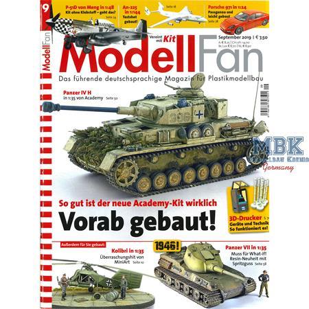 Modell Fan/Kit 09/2019