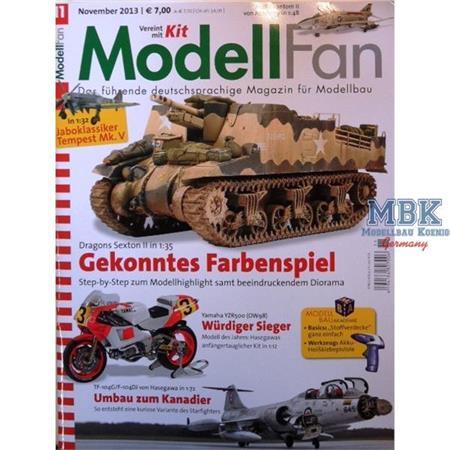 Modell Fan/Kit 11/2013
