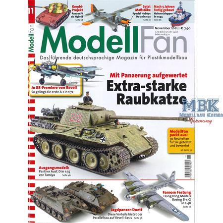 Modell Fan / Kit  11 / 2021