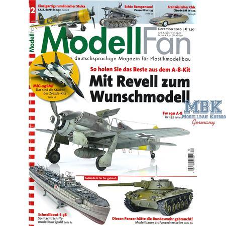 Modell Fan/Kit  12/2020