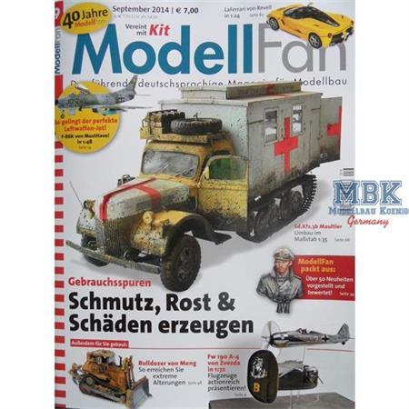 Modell Fan/Kit 09/2014