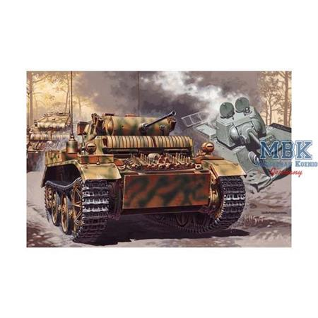 """Sd.Kfz.123 - Panzer II Aust. L \""""Luchs\"""""""