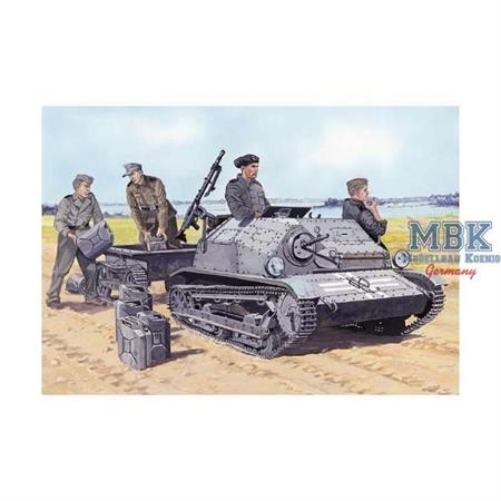 TKS/MG 15 + Univers. transport vehicle