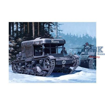 C7P (p) German Recovery Vehicle (Klara)