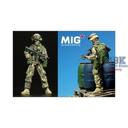 US Infantry Man