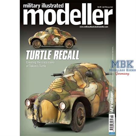 Military Illustrated Modeller #062