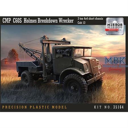 CMP C60S Chevy Holmes Breakdown Wrecker