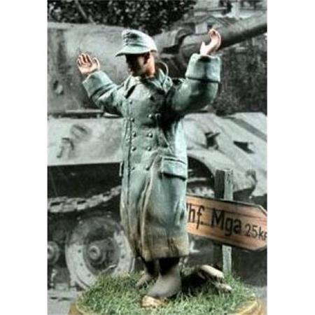 Kriegsgefangener Deutscher Soldat Winter1944  1:35