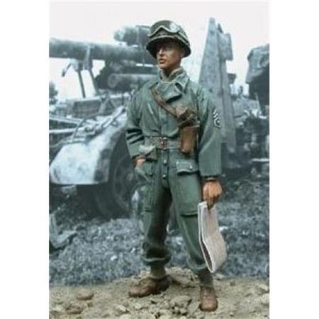 US Tank Commander1944  1:35
