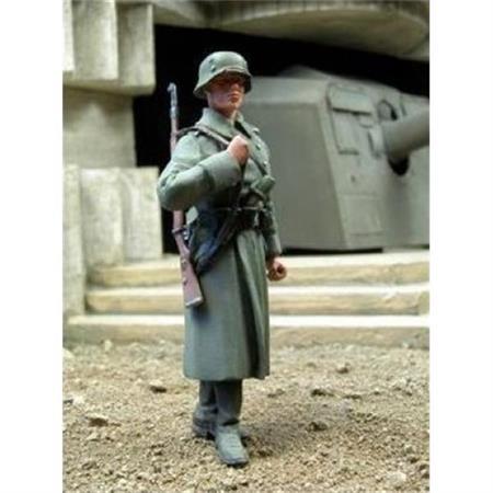 Deutscher Wachposten, German guard 1939-1945