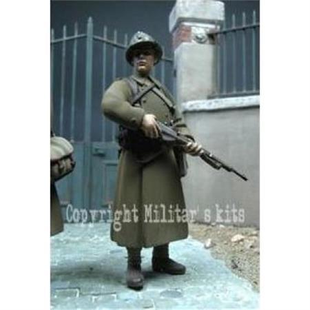 Französischer Soldat 1940   1:35