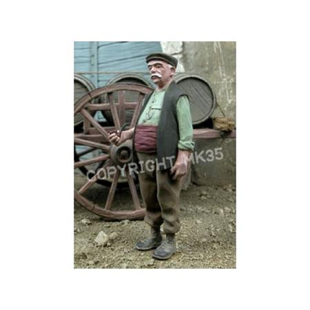 French peasant 1:35
