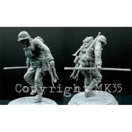 "US Ranger 2nd Battalion ""In Action II"" Normandie"