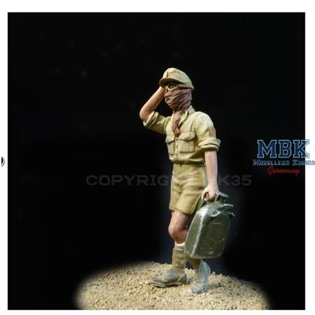 """D.A.K. Soldier """"Water supply"""""""