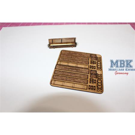 Munitionskiste 12,8 cm Flak / Ammunition box