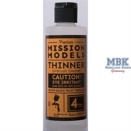 MMA003 - Thinner / Reducer 4oz