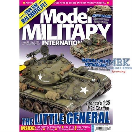 Model Military International #83