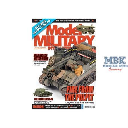 Model Military International #60