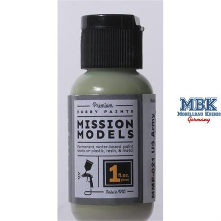 MMP-021 US Army Olive Drab Faded 2