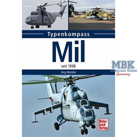Typenkompass Mil seit 1948