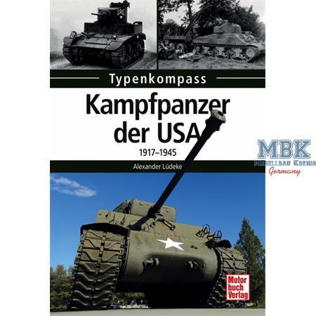 Typenkompass Kampfpanzer der USA 1917-45