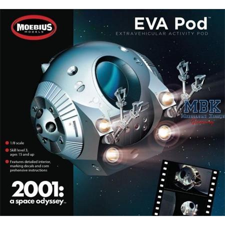 2001: Space Odyssey EVA 1:8