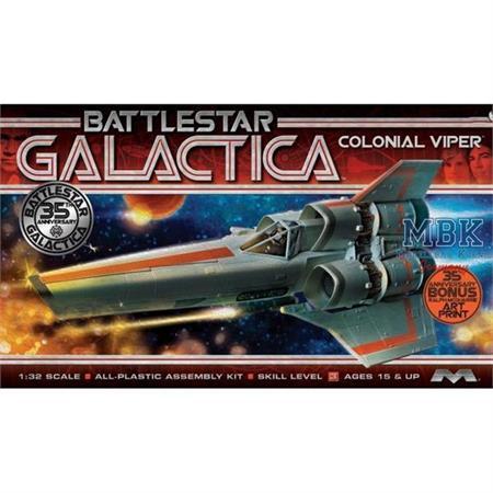Battlestar Galactica Original MKI Viper