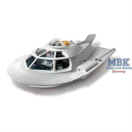 Fantastic Voyage Proteus Submarine