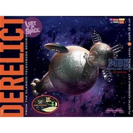 The Derelict + Jupiter 2 (Lost in Space)