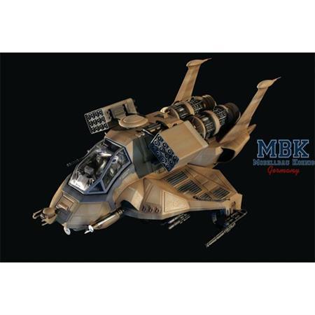 BSG Raptor Armament Set / Bewaffnungsset (1:32)