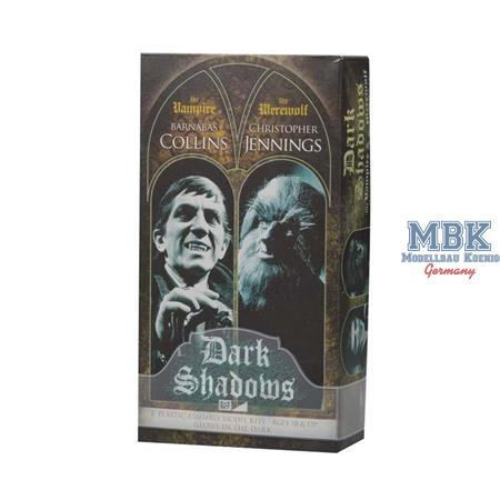The Vampire / The Werewolf  (Dark Shadows)