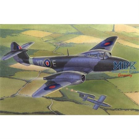 Gloster Meteor F Mk.1