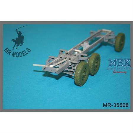 Räder/ Wheels for l.gl.E.LKW Einheitsdiesel Set 1