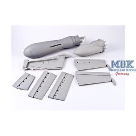 BAe Nimrod AEW.3 Conversion